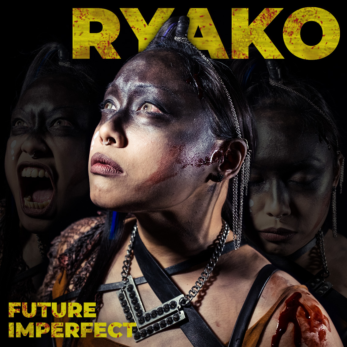 Ryako Future Imperfect cover